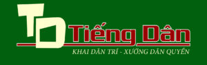 Tieng Dan Logo