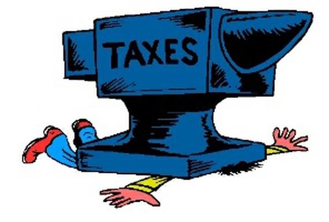 Image result for việt cộng tăng thuế để nuôi đảng
