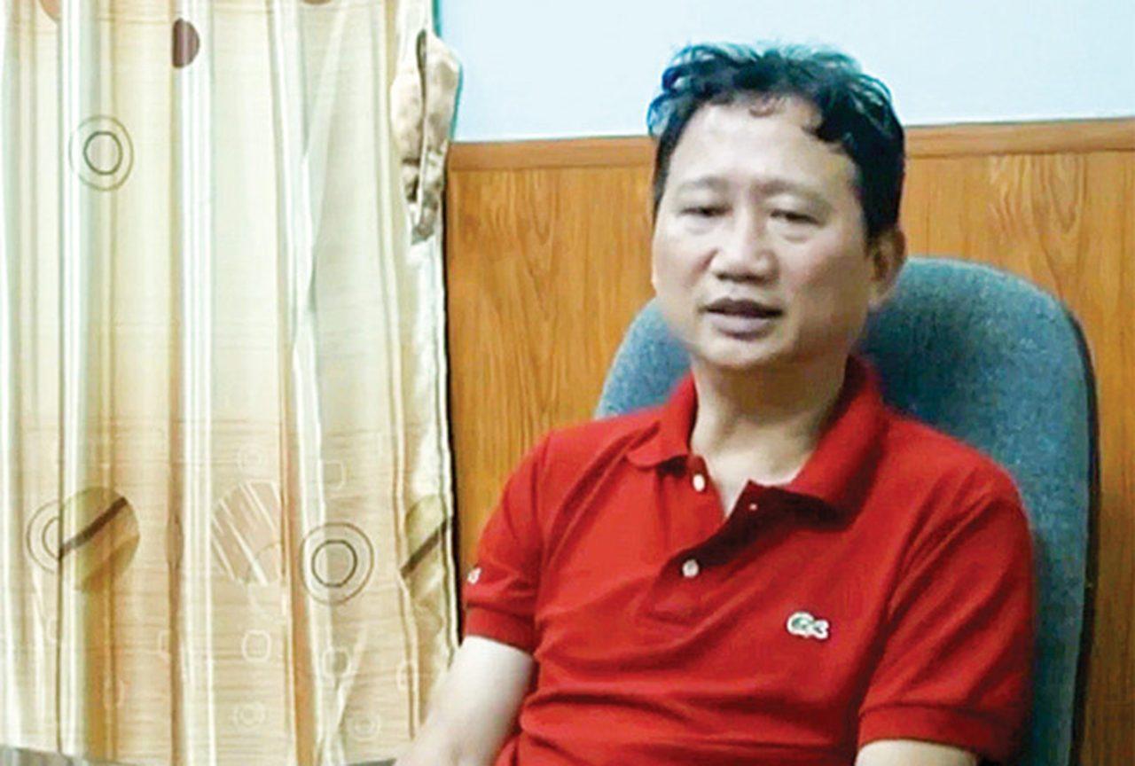 Kết quả hình ảnh cho Vụ Trịnh Xuân Thanh: Nói một lần cho rõ