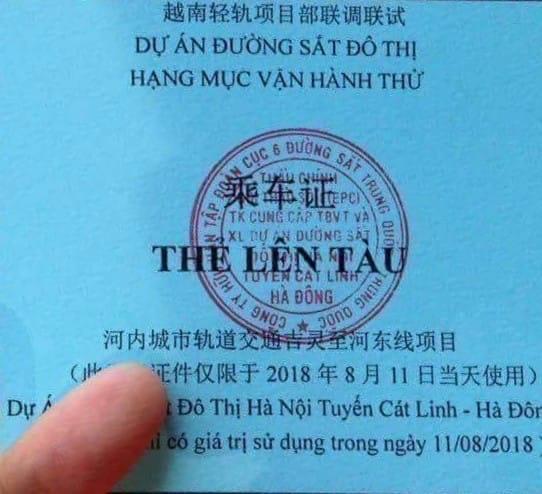 Nguyễn Quang Thiều: Ba vấn đề lớn từ một chiếc thẻ lên tàu… rất nhỏ