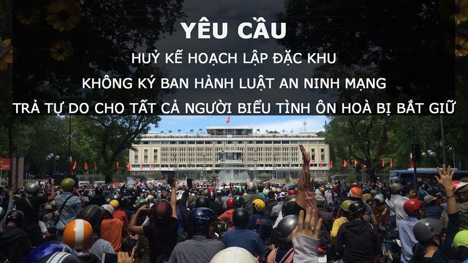 Image result for Quyền biểu tình, một quyền cơ bản để đòi hỏi các quyền khác