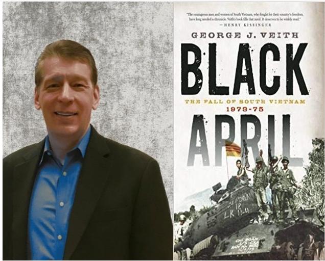 """Trịnh Bình An: """"Tháng Tư Đen"""" – Trò chuyện giữa một cựu mật vụ Hoa Kỳ với tác giả cuốn sách đưa ra Sự Thật về Quân Lực Việt Nam Cộng Hòa"""