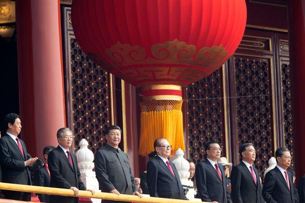 """Người biểu tình ở Hồng Kông: """"Không có quốc khánh, chỉ có quốc táng"""""""
